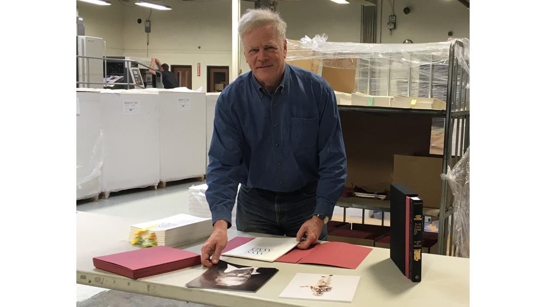 Bruce Kennett folding Dwiggins biography portfolios